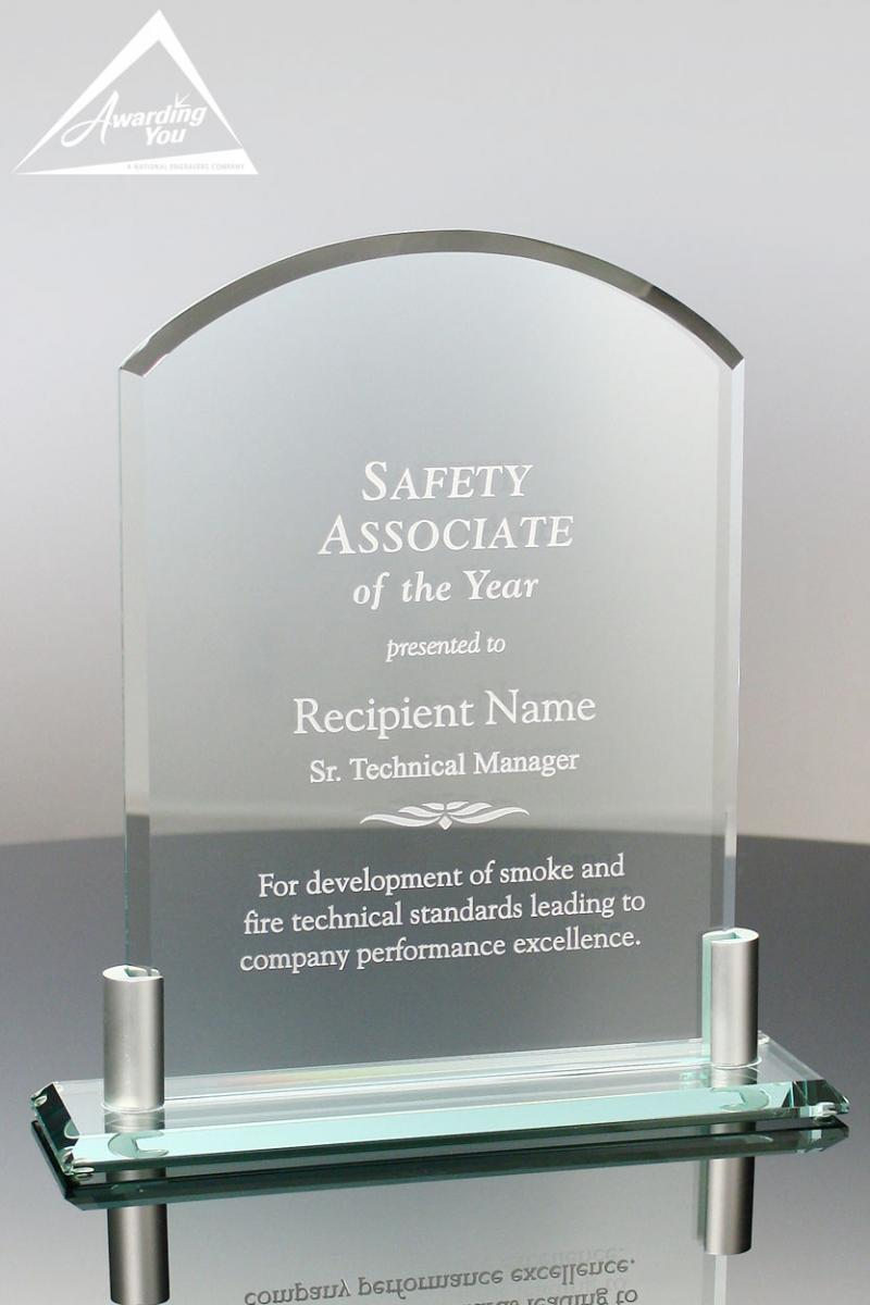 Commemorate a deal with the Billboard Glass Award