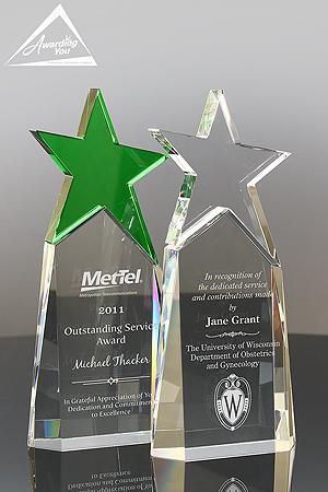 Green Crystal Capital Star Award