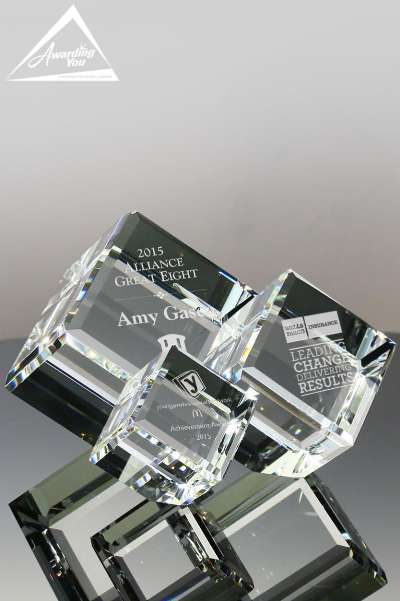 Recipients Love the Primo Clipped Cube