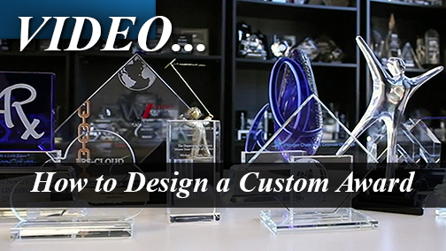 How to design a custom corporate award video