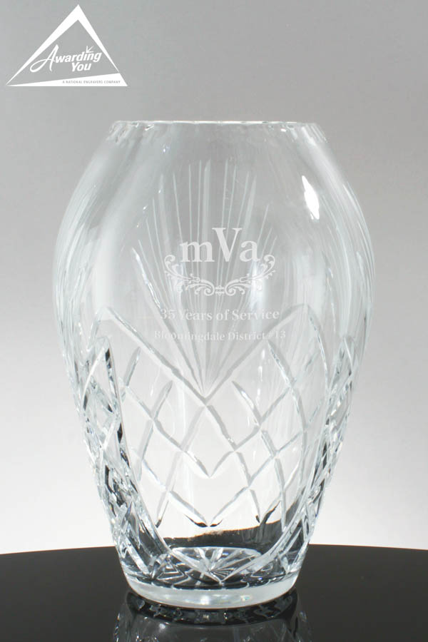 Retirement Vase Idea